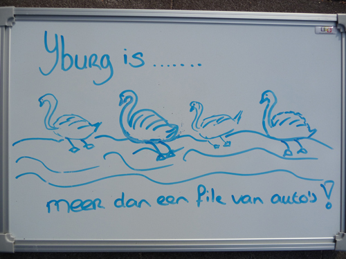 IJburg is....