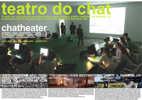 teatro do chat